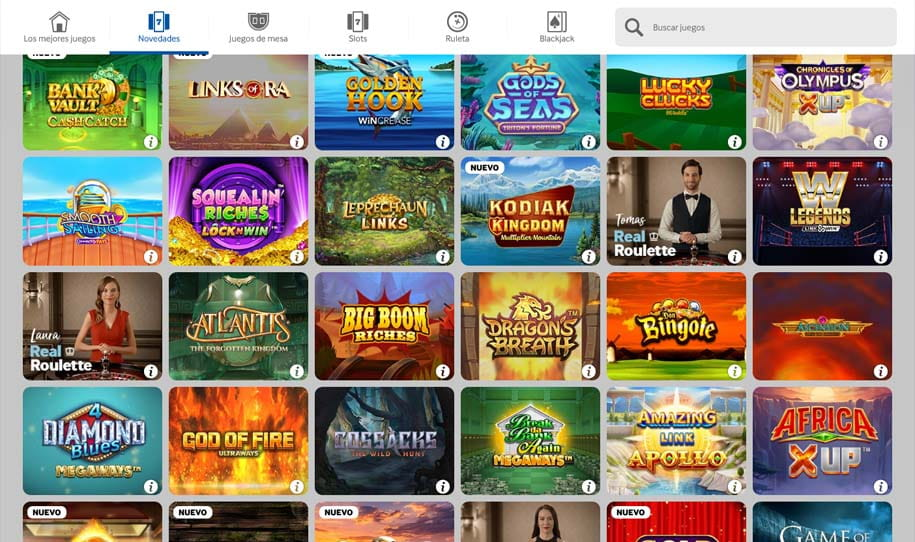 betway casino espana